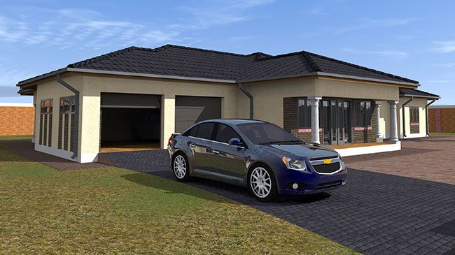 House Plans Zimbabwe Building Plans Architectural Services House Plans South Africa Model House Plan House Plan Gallery