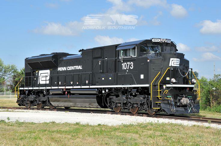107 best penn central images on pinterest train trains for New penn motor freight tracking
