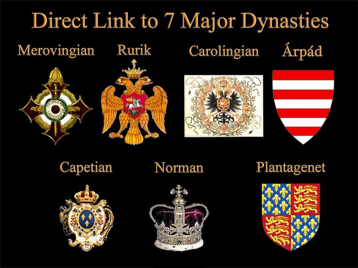 7 major dynasties capetian  norman  plantagenet