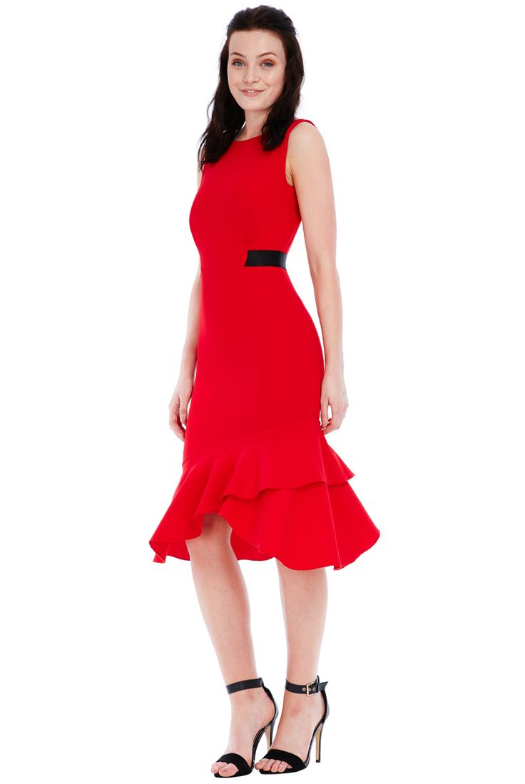 This Striking Open Back Frill Midi Dress with Band Detail is now available in six different colours Shop Now at > http://www.citygoddess.co.uk/women/New-In/Wholesale-Open-Back-Frill-Midi-Dress-with-Band-Detail  For more New Arrivals Visit > http://www.citygoddess.co.uk/women/New-In  #wholesaleclothing #citygoddesswholesale #wholesaledresses  #wholesalenewarrivals #wholesalemididresses #wholesalefrilldress