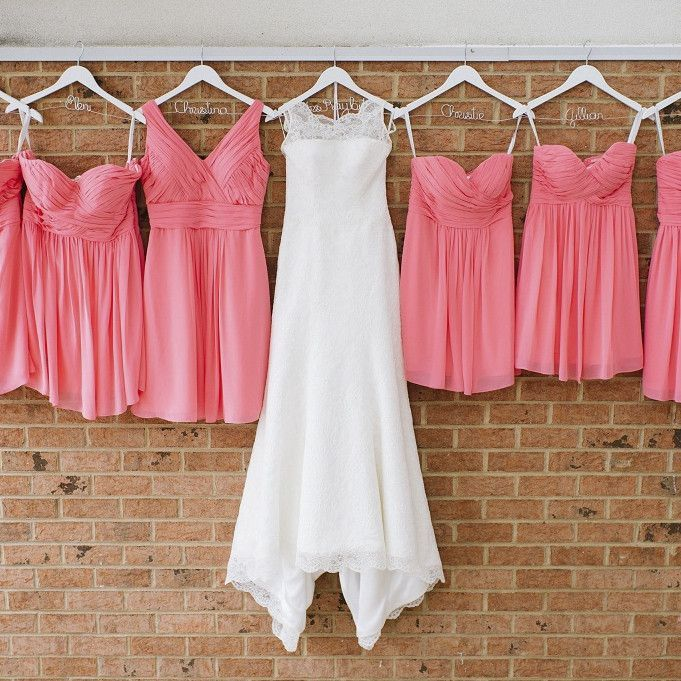 Custom Bridesmaid Hangers