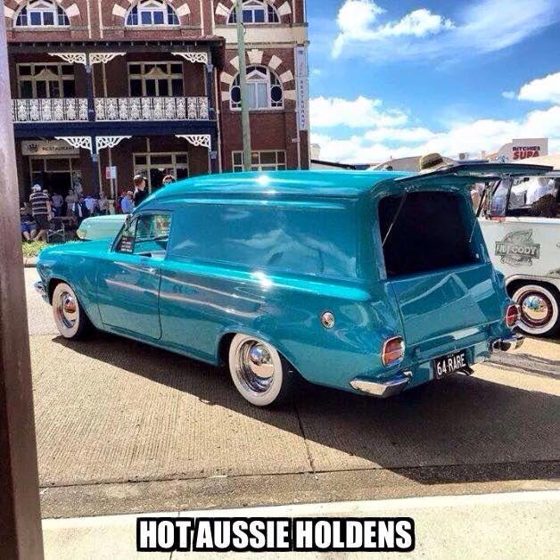 EH Holden Sandman