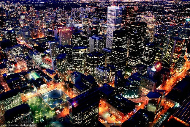 Toronto Financial District (#6) by Christopher Chan, via Flickr