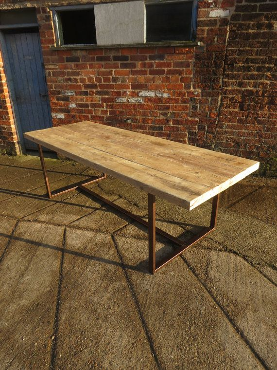 The 25 best 10 seater dining table ideas on pinterest for 10 seater oak dining table and chairs