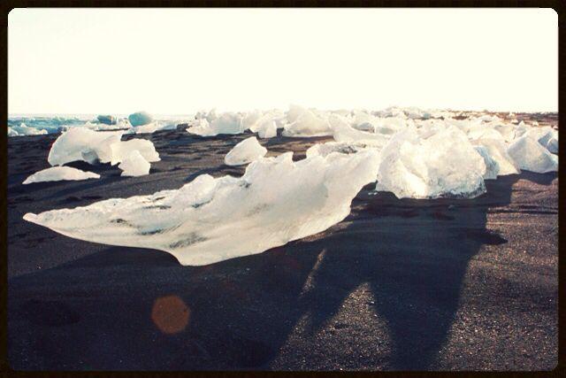 Islande, Ice Lagoon