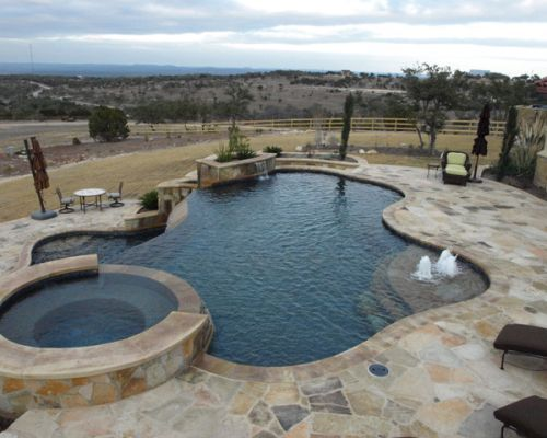 Similar To Mbu0027s Design | Texas Pools And Patios
