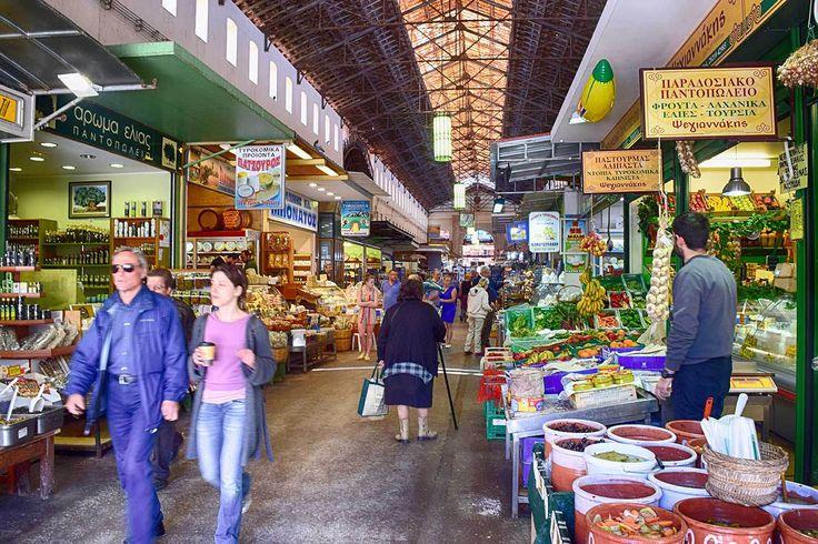 Municipal Market of Chania