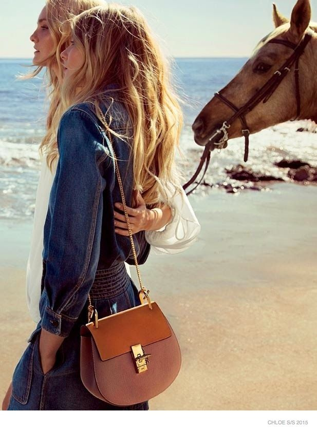 Chloé 2015 Spring/Summer campaign