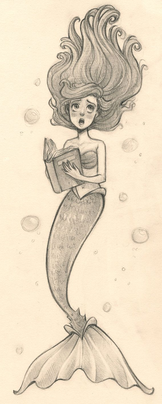 Ariel by ~courtneygodbey on deviantART>>oh my I'm watching the little mermaid while I saw this pic..!!! Wow!
