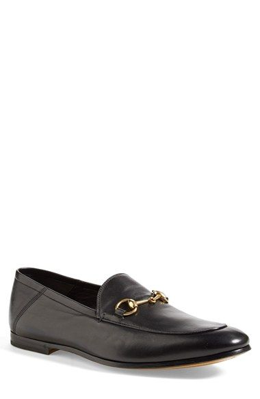 Gucci 'Brixton' Bit Loafer (Men) available at #Nordstrom