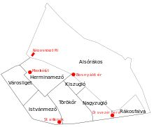 Budapest XIV. kerülete – Wikipédia