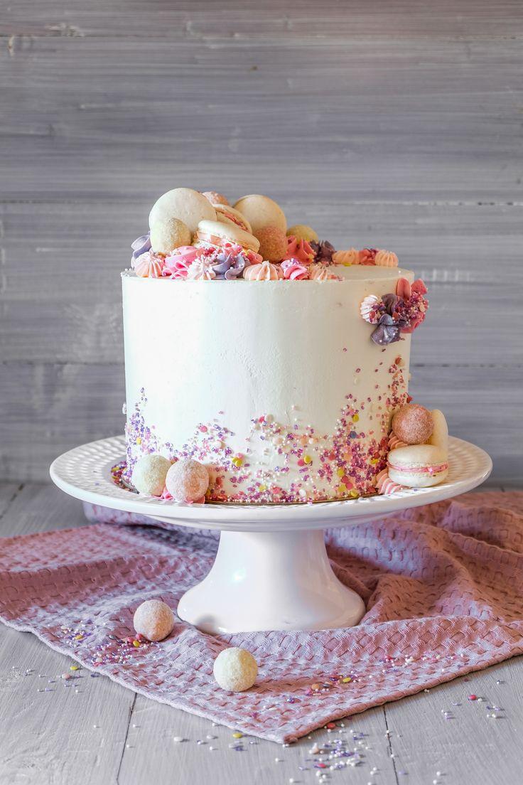 Geburtstagstorte – Süß und gut