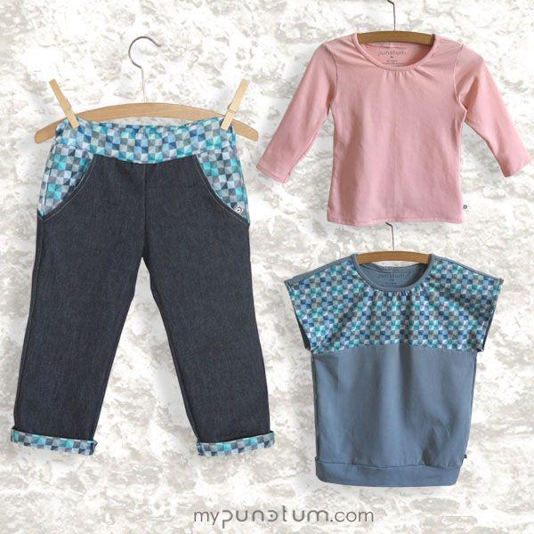 Extrem strapazierfähige BIO - Jeans trifft auf super bequeme BIO - Oberteile! Besucht uns auf www.mypunctum.com und findet eure Lieblingskombinationen...Viel Spaß!