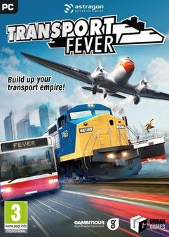 Transport Fever v13505-GOG - Simulation Game
