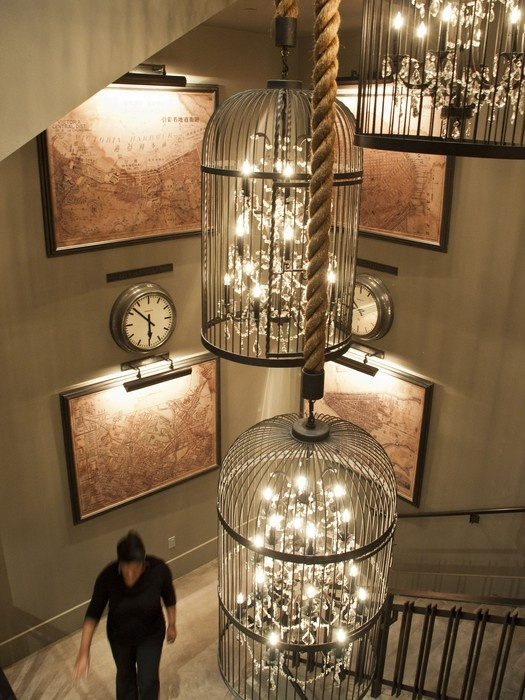 amazing gigantic birdcage chandeliers very hardware - Birdcage Chandelier