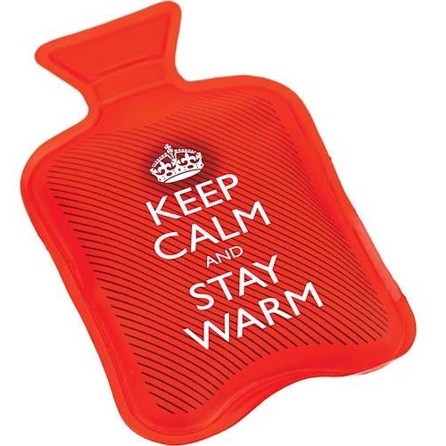 Keep Calm Novelty Hand Warmer | Poundland