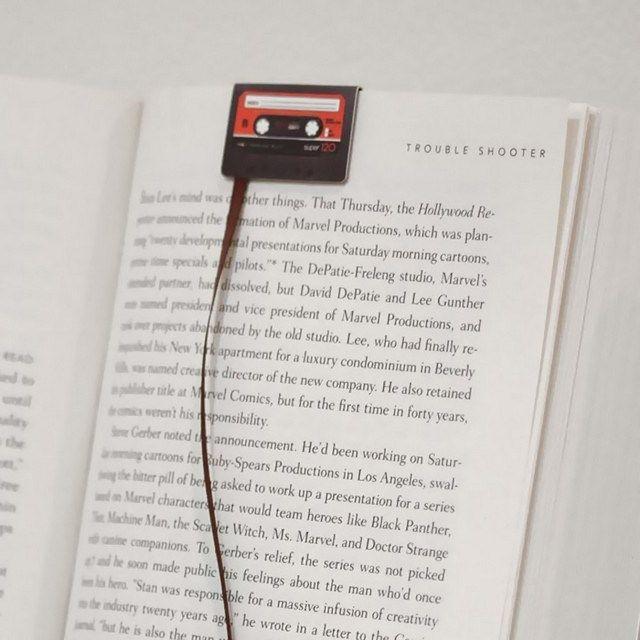 23 marcadores de livros que vão fazer com que você queira ler cada vez mais - Mega Curioso