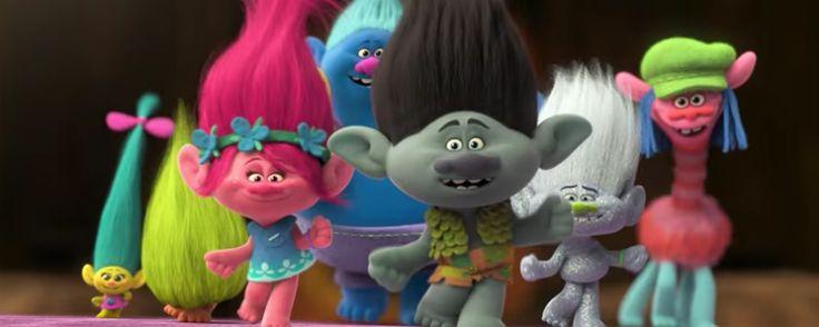 """Trolls: La nueva película de DreamWorks estrena su segundo tráiler  """"La cinta de los creadores de 'Alvin y las ardillas 3' llega a los cines españoles el próximo 28 de octubre."""" A poco más de un mes par..."""