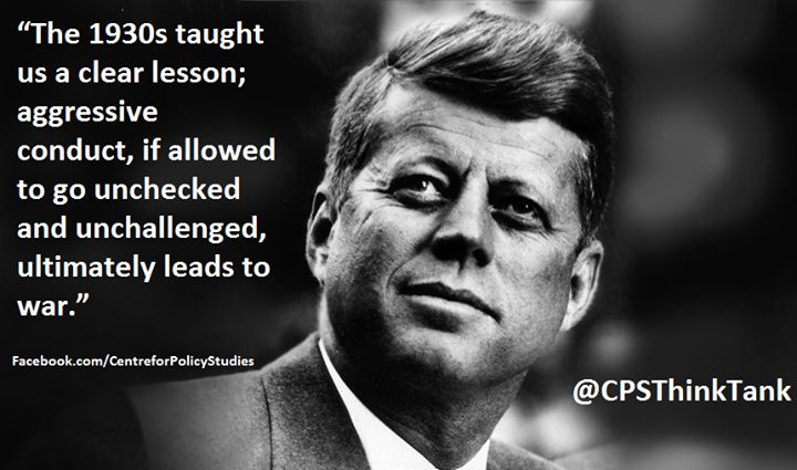 JFK - On The Cuban Missile Crisis - Via CPS