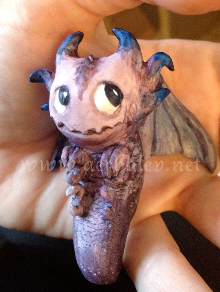 Pirhphy the dragon