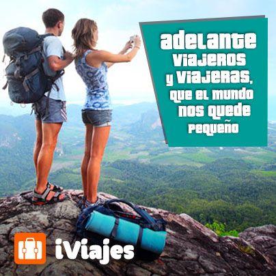 Cada viaje es una pequeña exploración  #Viaje #Frase #Explorador #Viajeros #iviajes #telcel #vacaciones #mexico