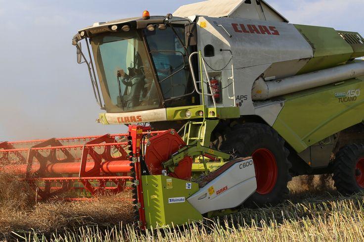Header extensions for rapeseed harvesting Приставки для уборки рапса Rapsvorsätze Rolmako www.rolmako.pl www.rolmako.com www.rolmako.de www.rolmako.fr www.rolmako.ru