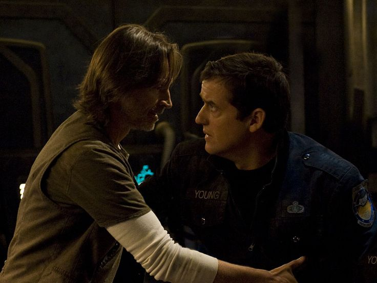 RushYoung - SGU / Stargate Universe  Chapter 1: https://www.fanfiction.net/s/11531658/1/RushYoung  Chapter 2 : https://www.fanfiction.net/s/11531658/2/RushYoung