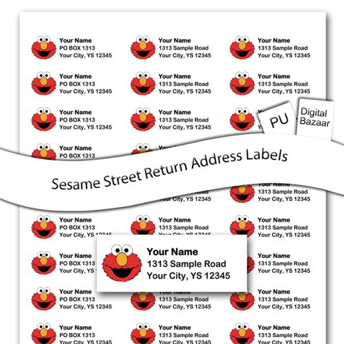 25+ Best Ideas About Custom Return Address Labels On Pinterest
