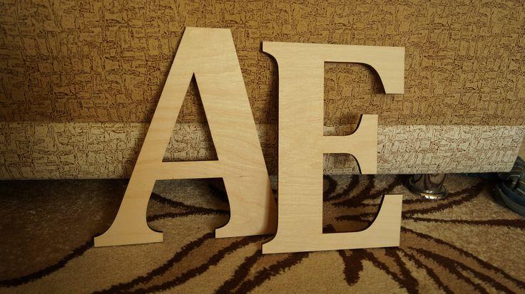 Декоративные буквы