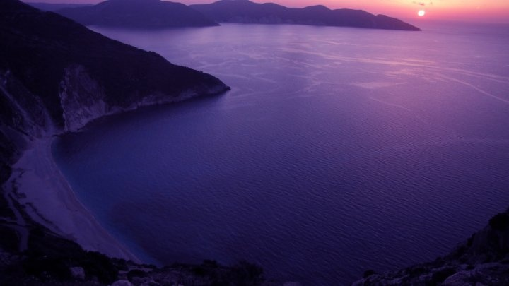 .Kefalonia island, Greece