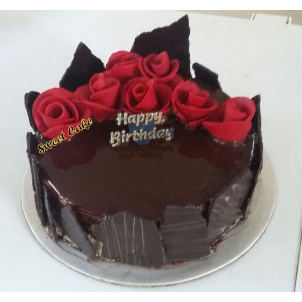 Online Flowers And Cake Midnight Cake Birthday Cake Delivery In