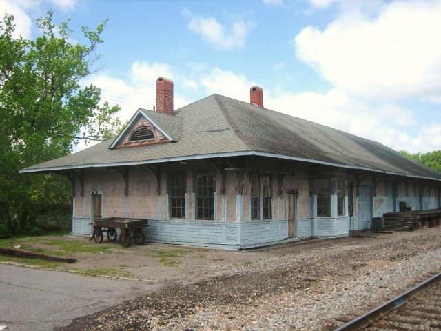 Eastman Ga Railroad Depot Cool History Eastman Ga