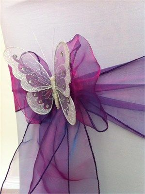 Beautiful Organza - One & All Wedding Services Ltd