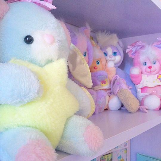 Pastellfarben, Plüschtiere, Kawaii, Paradies, Kindheit, Girly, Pastel Galaxy