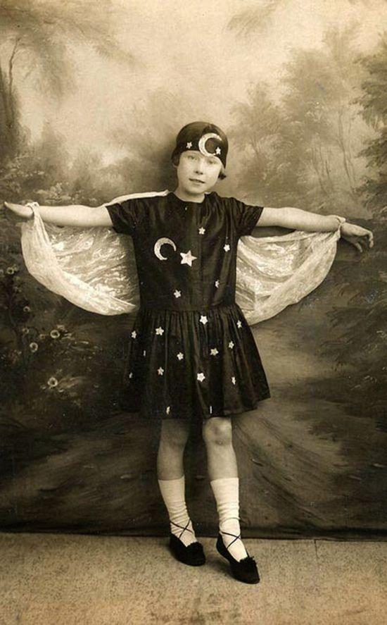 vintage halloween costume – starry night fairy – kids halloween costume ideas   Small for Big