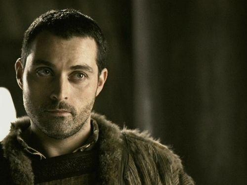 Rufus Sewell as King Marke In Tristan + Isolde <3