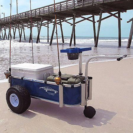 Reels On Wheels Aluminum Sr. Cart-93210 - Gander Mountain