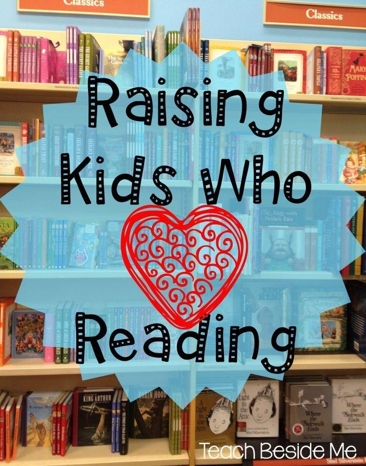 Raising Kids Who Love Reading #bnschoolsavings