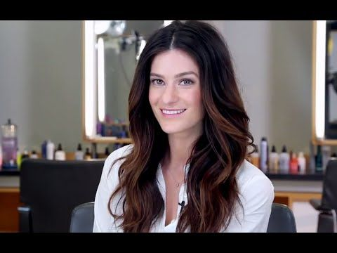 How to Blow Dry Hair with a Round Brush to Create Soft Waves by Bumble and bumble | Sephora - YouTube