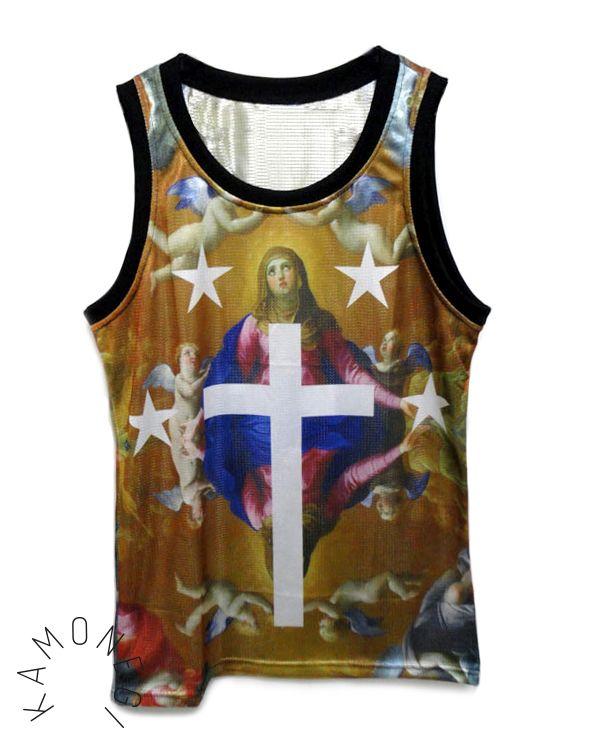 Pyrex Religion T-Shirt - REPLICA