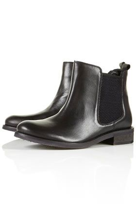 luxe boots: Arriva Ultimate, Chelsea Boots, Ultimate Chelsea, Black Leather Boots, Boots 124, Topshop Arriva, Luxe Boots, Arriva Chelsea, Boots 30