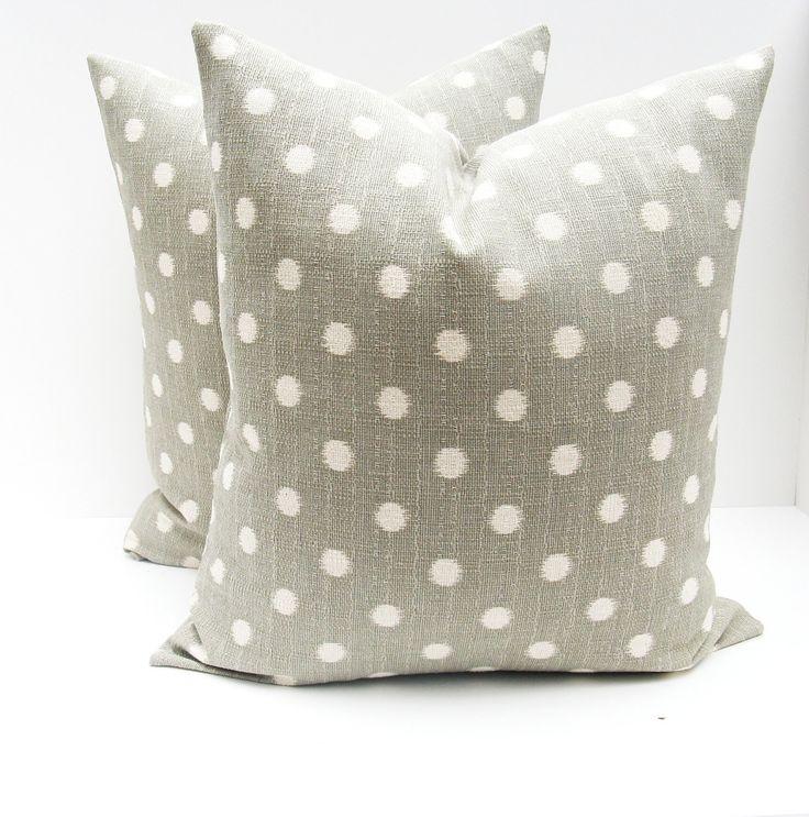 GRAY PILLOW Accent PillowDecorative pillow Covers Pillow