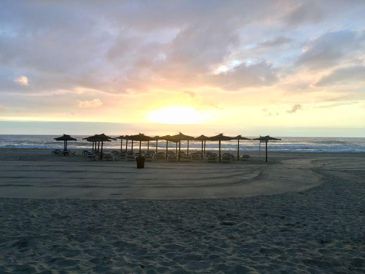 Playa La Glea. Dehesa de Campoamor, Alicante