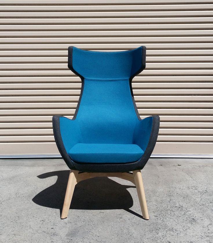 CARM chair by Burgtec