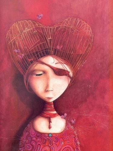 rebecca dautremer - boek rond prinsessen   Definitely on my wishlist !