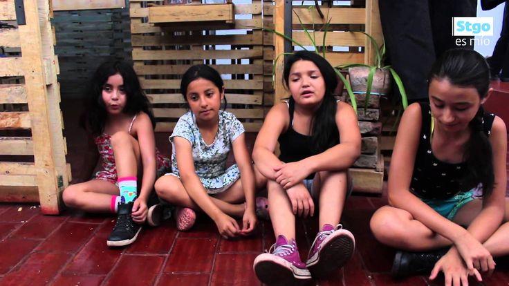 Testimonio niñas de Conchalí