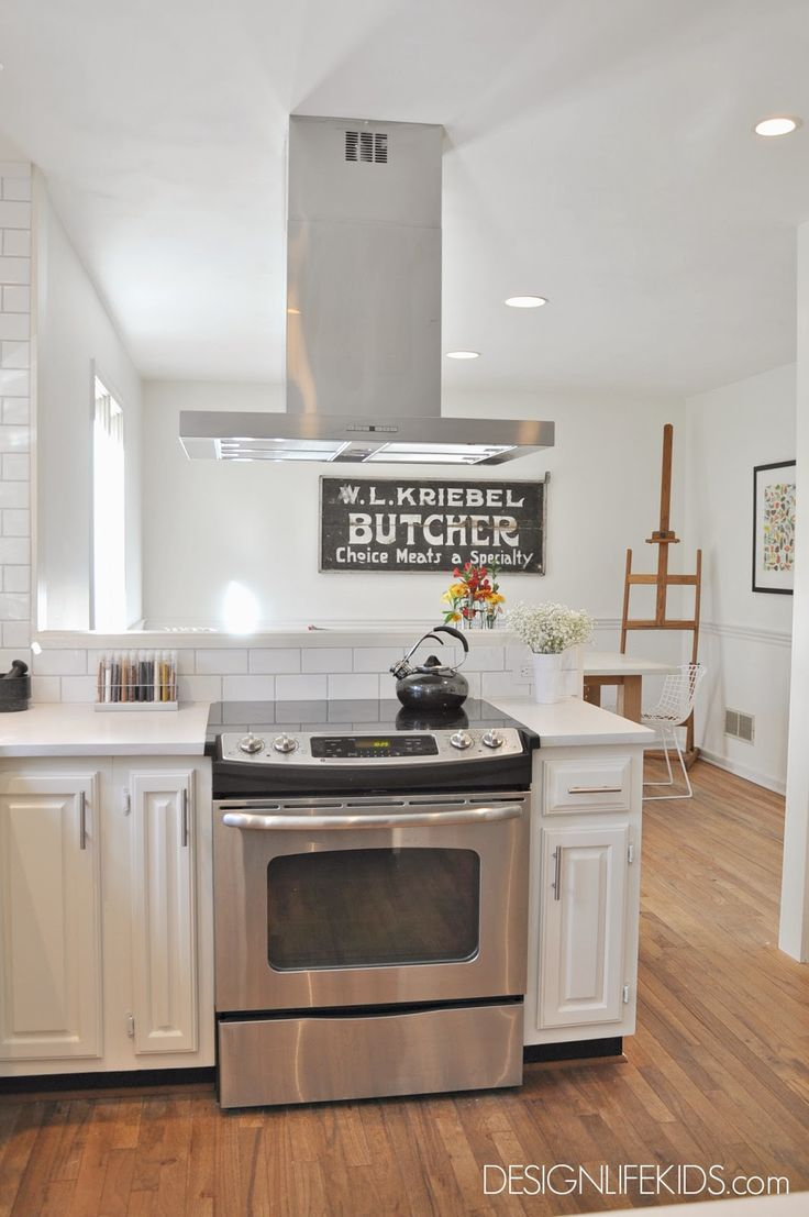 Kitchen Island With Range Cost Remodel Tasty Peninsula Cooktop Here Is A On Like Yours Renovations In 2019 Pinterest And