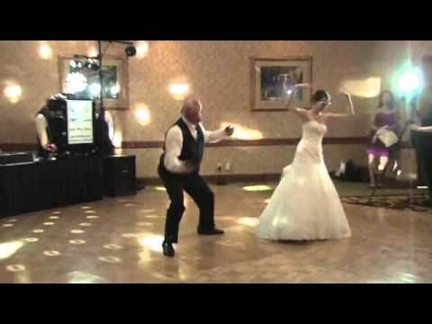 My wedding dance with my dad: The best father/bride #dance ever!  (might be biased)