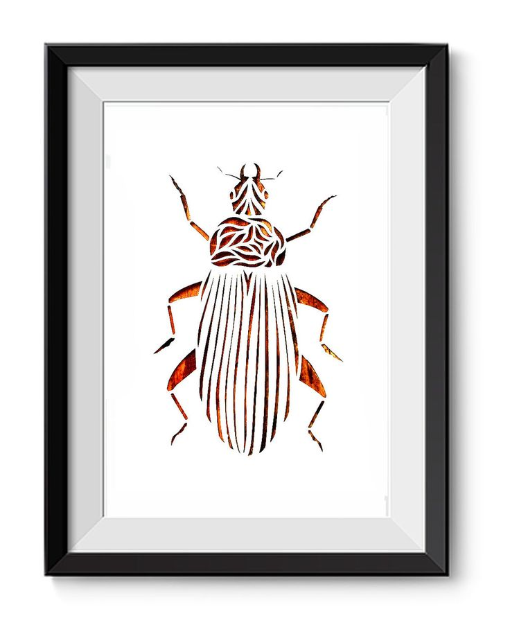 Beetle Juan is one of the Beetle Brothers. He lives in the garden near my house! This template is great for budding papercutters since its so easy but stunning when finished. Enjoy spending your time with Beetle Juan! Notes: Size: A4 paper. This can be printed to any stock paper but I personally recommend using Acid-free, handmade paper since it's more easy for the hand to cut. Post your pictures of the finished works on all social media sites and tag me using #paperhowhow. I would be so…