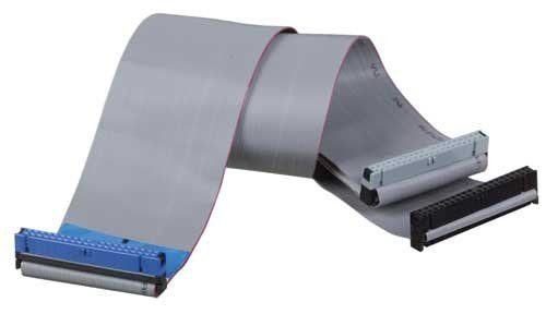Tripp Lite P906-18I Internal Dual Ultra 33/66/100 UATA/UDMA EIDE 2-Drive Ribbon Cable (18 Inches) by Tripp Lite. $6.16. Tripp Lite enhanced IDE (EIDE) ribbon cable connects up to two internal IDE hard drives to a controller card. This internal dual Ultra DMA/ATA ribbon supports UDMA/33, ATA/66 and ATA/100. This 18-inch cable is constructed with 80 conductor ribbon and contains three 40-pin socket connectors (one for the controller card and the other two for drives)...